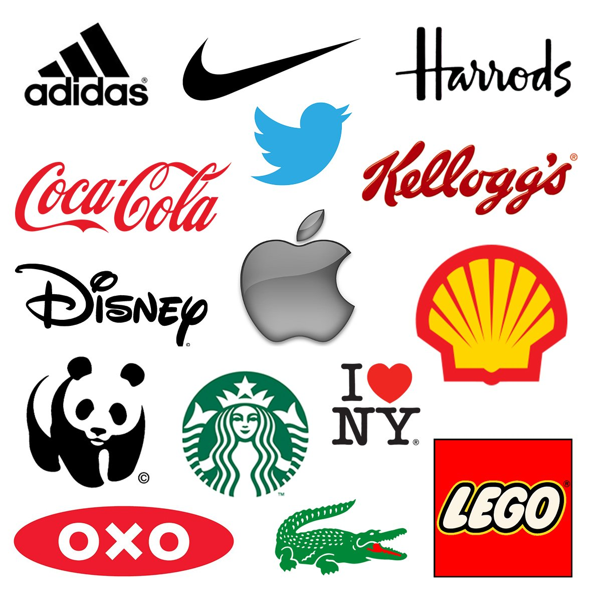 Logos and their hidden meanings gauk media world class for Top product design firms