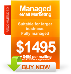 managed email marketing