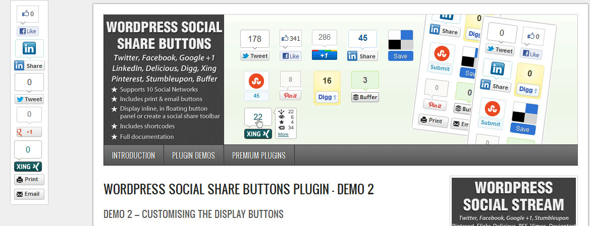 wordpress-social-share-buttons